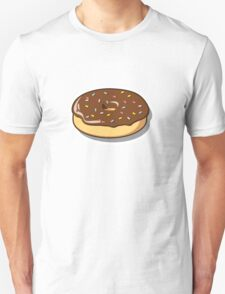 Chocolate Donut with Sprinkles T-Shirt