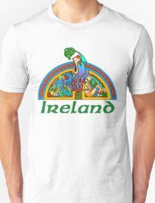Ireland - Arch Illumination I Unisex T-Shirt