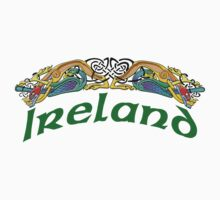 Ireland - Arch Illumination II Kids Tee