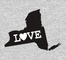Love New York State by 4season