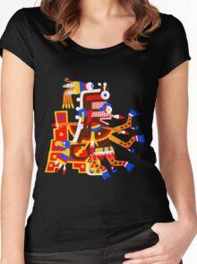 Itzpapalotl Women's Fitted Scoop T-Shirt