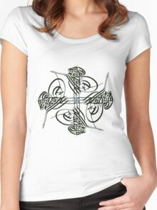 Ottoman Sultan Signature Women's Fitted Scoop T-Shirt