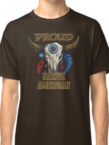 Proud Native American Classic T-Shirt