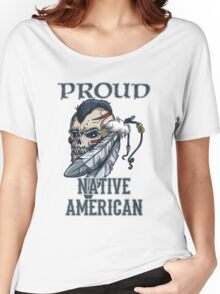 Proud Native American Women's Relaxed Fit T-Shirt