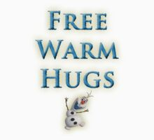 Free Warm Hugs Kids Clothes