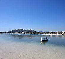 Alcudia Mallorca. by Paul Pasco