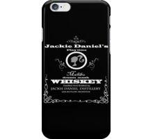 jackie daniels iPhone Case/Skin