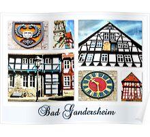 Bad Gandersheim Poster