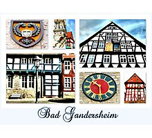 Bad Gandersheim Photographic Print