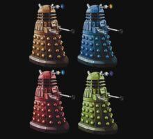 Daleks Kids Tee