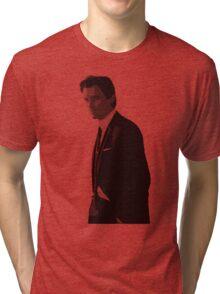 Matt Bomer 2 Tri-blend T-Shirt