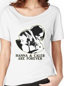 HANNA & CALEB/HALEB FOREVER! Women's Relaxed Fit T-Shirt