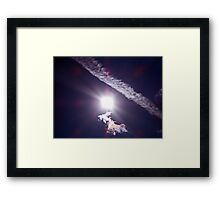 ©TSS The Sun Series XXXIV Tracking The Sun III Framed Print