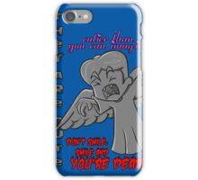 The Cute Angels iPhone Case/Skin