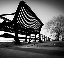 The Empty Bench by jercooper