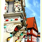 Bad Gandersheim ~ Architectural detail by ©The Creative  Minds