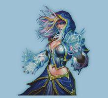 Jaina Proudmore 2 by Runehise