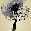 Dandelion  by Milan Hartney