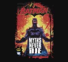 Batman: Myths never die  by mohavit