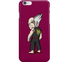Heihachi Mishima iPhone Case/Skin