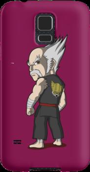 Heihachi Mishima by Runehise