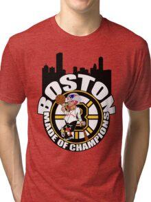 Boston Made OF Champions Tri-blend T-Shirt