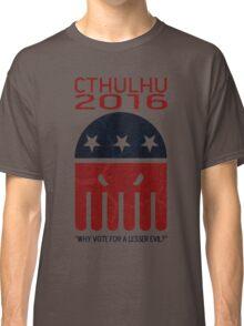Cthulhu 2016 Classic T-Shirt