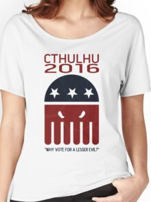 Cthulhu 2016 Women's Relaxed Fit T-Shirt