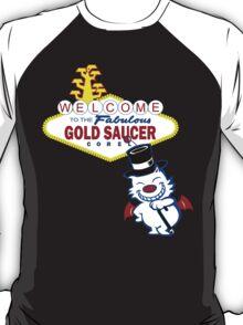 Fabulous Gold Saucer Revision T-Shirt