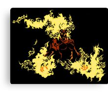 Chandra Magic Canvas Print