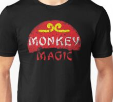 MONKEY MAGIC (distressed) Unisex T-Shirt