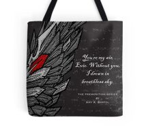 Breathless - The Premonition Series Tote Bag