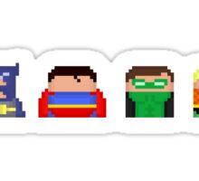 PopCubes: Detective Comics Sticker
