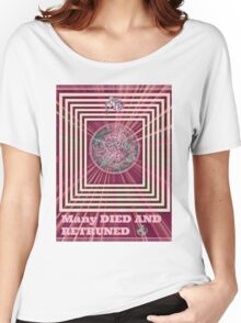 many retruned Women's Relaxed Fit T-Shirt