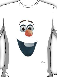 Olaf Face T-Shirt