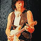 Jeff Beck by Taylan Soyturk