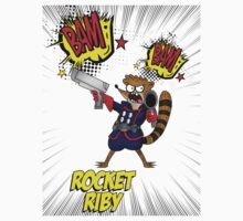 Rocket Riby  by TheBeardedPen