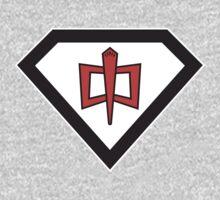 The Greatest Kryptonian-American Hero Kids Tee