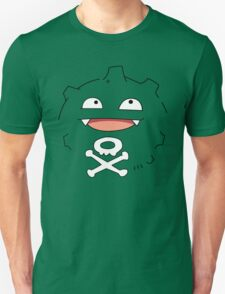 Smells like koffing Unisex T-Shirt
