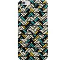 Hand-drawn tribal print iPhone Case/Skin