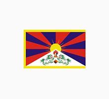 Tibet Flag Unisex T-Shirt