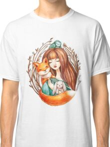 In the forest Classic T-Shirt