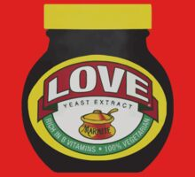 Marmite Love One Piece - Long Sleeve