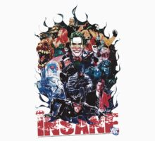 Batman: Insane  by mohavit