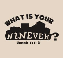 What is your Nineveh? by Andrew McClain