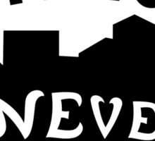 What is your Nineveh? Sticker