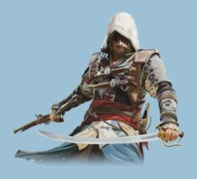 Assassins Creed IV Black Flag Edward Kenway by Shnooky6