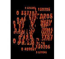 Chaos theory's Homeostasis Photographic Print