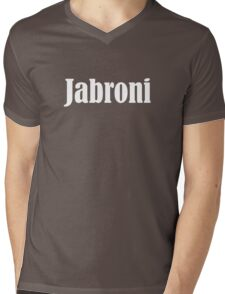 Jabroni Mens V-Neck T-Shirt