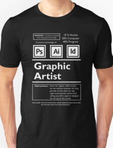 Graphic Artist T-Shirt